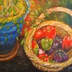 Étude de poivrons